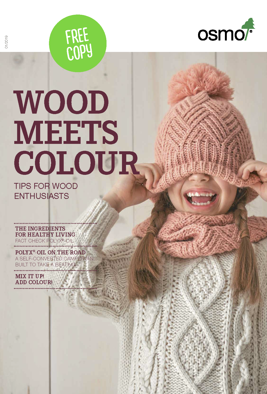 Wood Meets Colour cover image