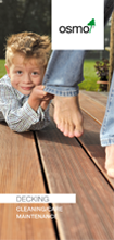 Osmo Wooden Decking Finishes and Maintenance Products cover image