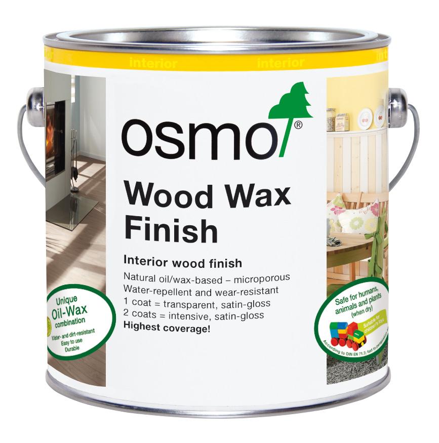Woodwax Finish Transparent